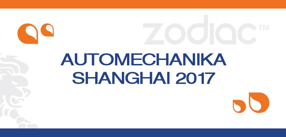 Automeccanica Shangai 2017